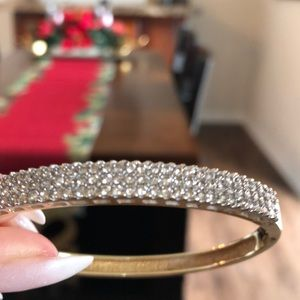 💯 real 🔥Diamond bangle